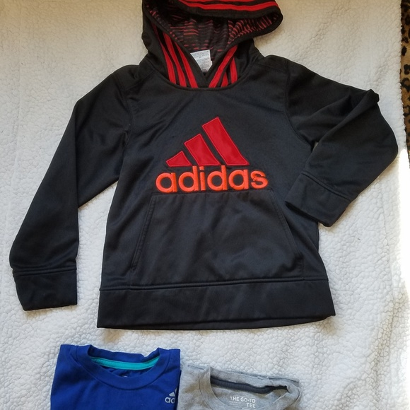 adidas shirt boys